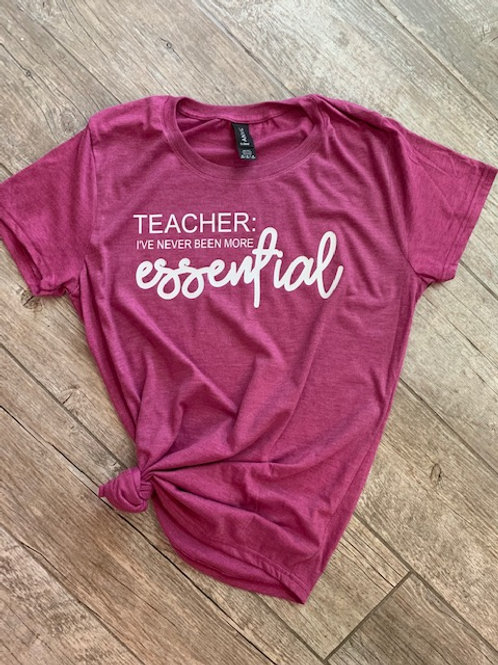 Essential Teacher