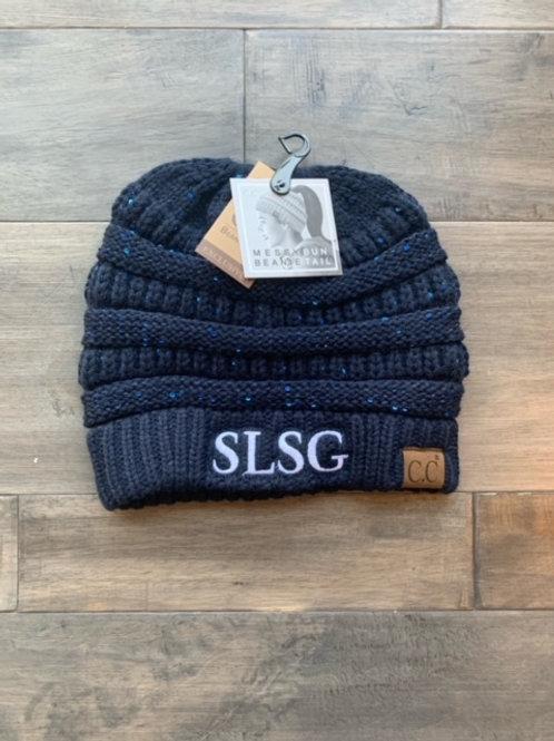 SLSG Ponytail beanie