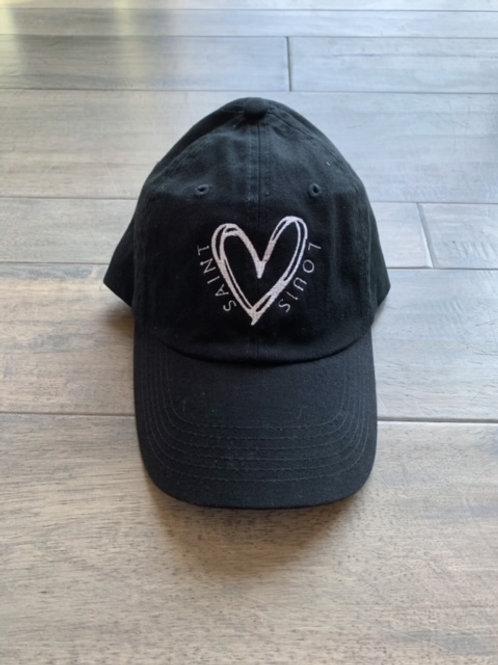 Saint Louis Heart hat