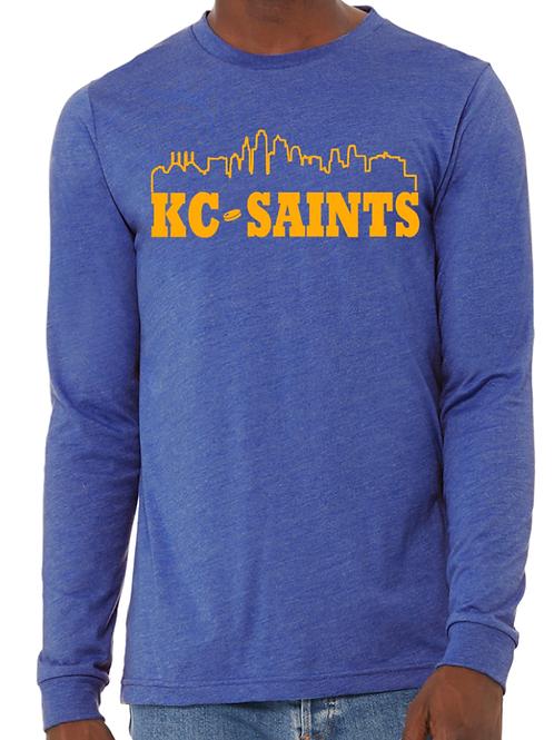 KC Saints Skyline