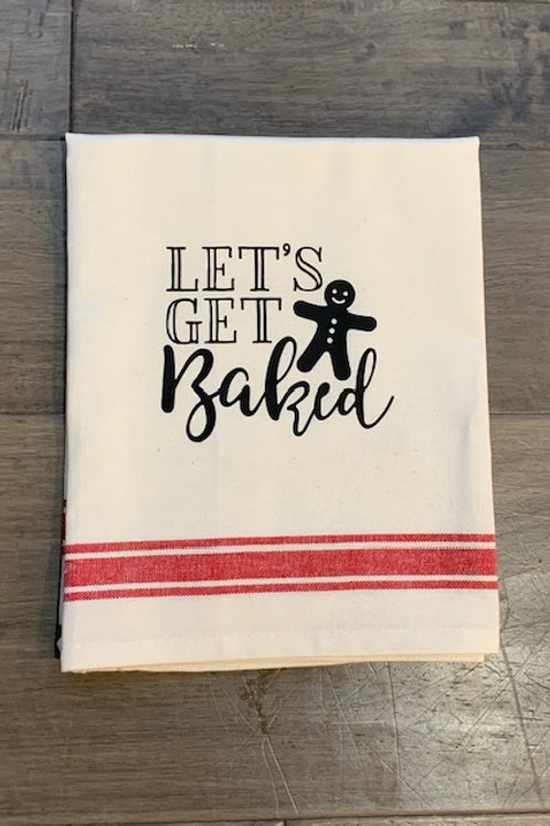 Baked Hand Towel