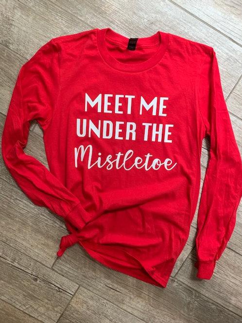 Meet Me Under the Mistletoe