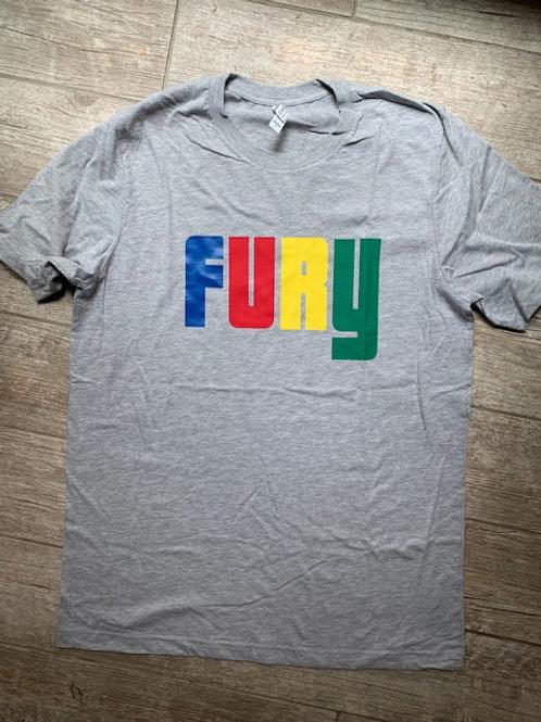 Unisex FURY multi color