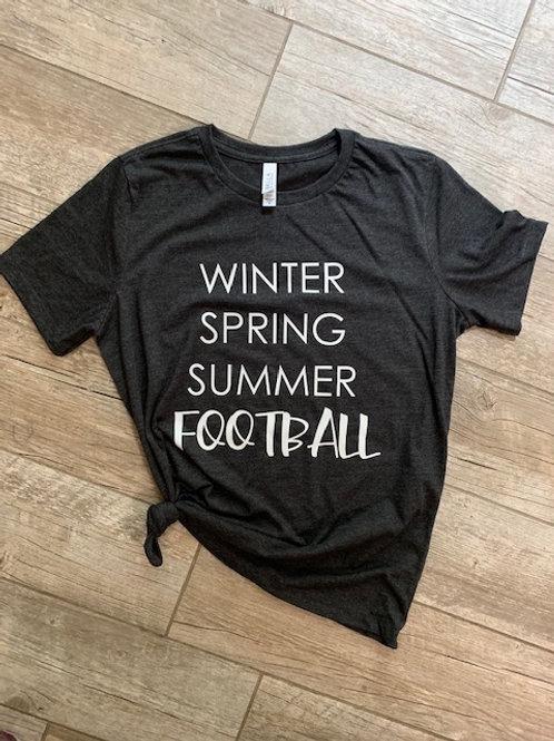 Winter Spring Summer FOOTBALL