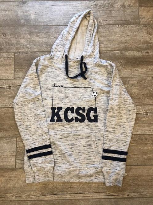 "Women's Kansas KCSG ""Home"" Sweatshirt"