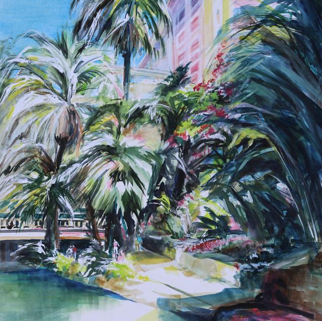 Sunny San Antonio Riverwalk II