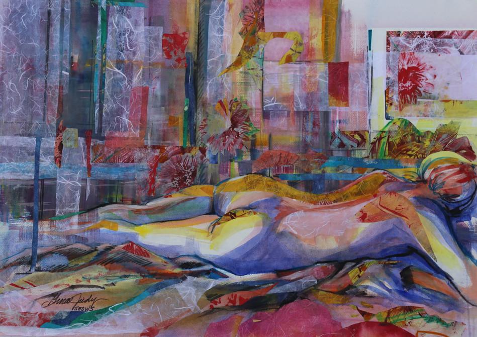 """Dreamscape (34"""" x 25.5"""")"""