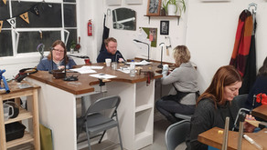 WebinArt Establish Member Focus - Studio Spaces