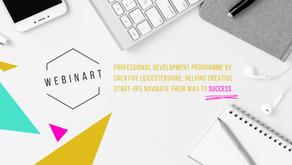 Express your Interest in WebinArt 2020/21