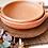 Thumbnail: plat en argile rouge du maroc , moyen et grand