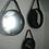 Thumbnail: Miroirs ronds , lot de 3