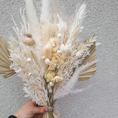 Bouquet de fleurs séchées warda