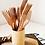 Thumbnail: Fourchette en bois de hêtre