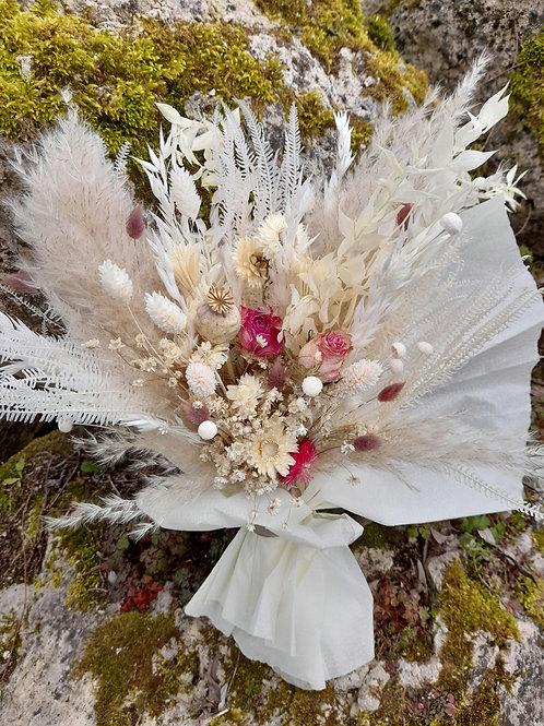 Le bouquet de fleurs séchées Alicia