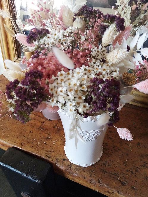 Le Bouquet féerique de fleurs séchées