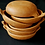 Thumbnail: Assiette en argile rouge du maroc