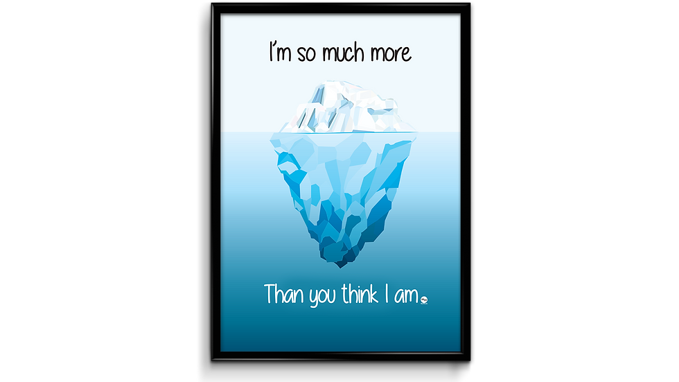 Im so much more - plakat