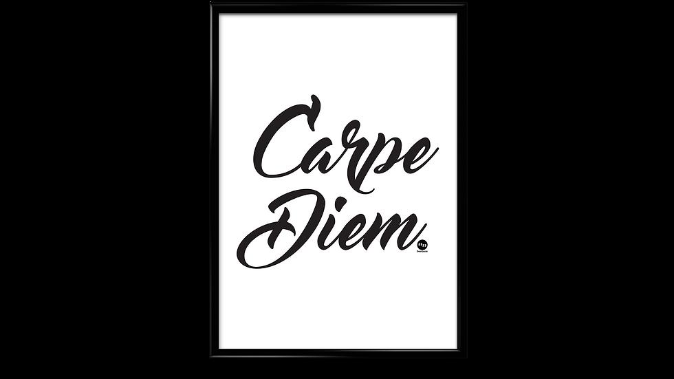 Carpe Diem - plakat