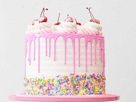 Happy Birthday! Fünf Jahre!
