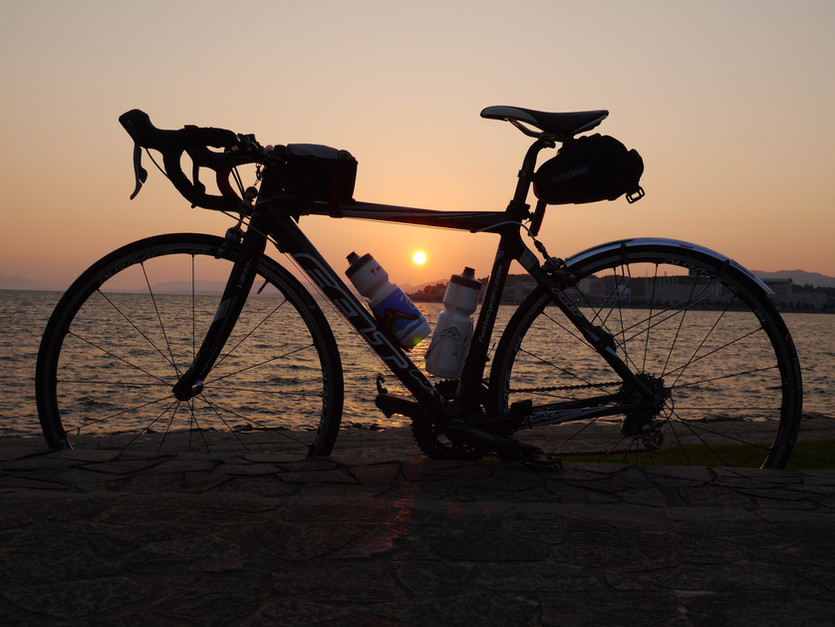 宍道湖(島根県松江市)
