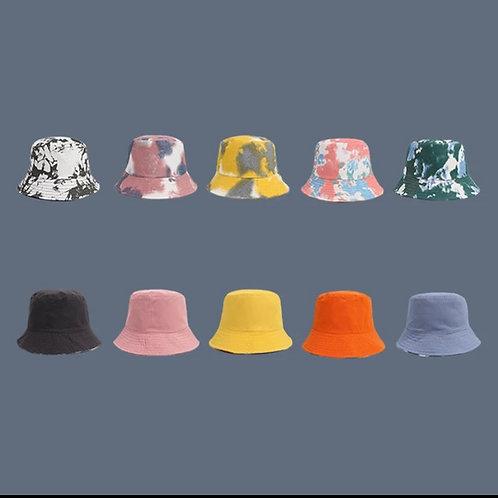 Tie-dye Bucket Hat