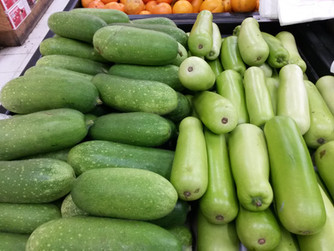 Squash or Cucumber? What's the Diff?