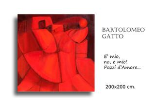 """""""Pazzi d'amore"""" per la Biennale di Salerno"""