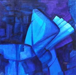 Blu Cobalto - olio 200x 200