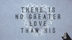 His love is above all.