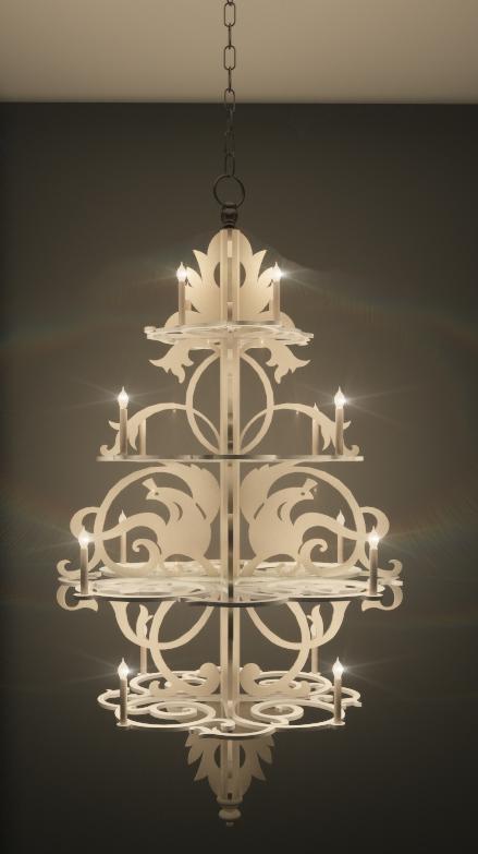 Лампы, люстры, светильники