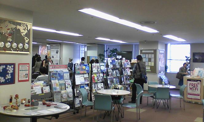 Volunteer activity in Sapporo