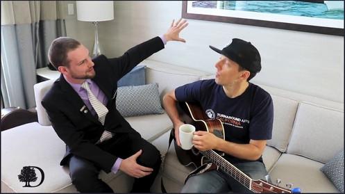 Interview with Jason Miraz