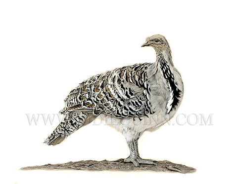 Malleefowl, Limited Edition Print