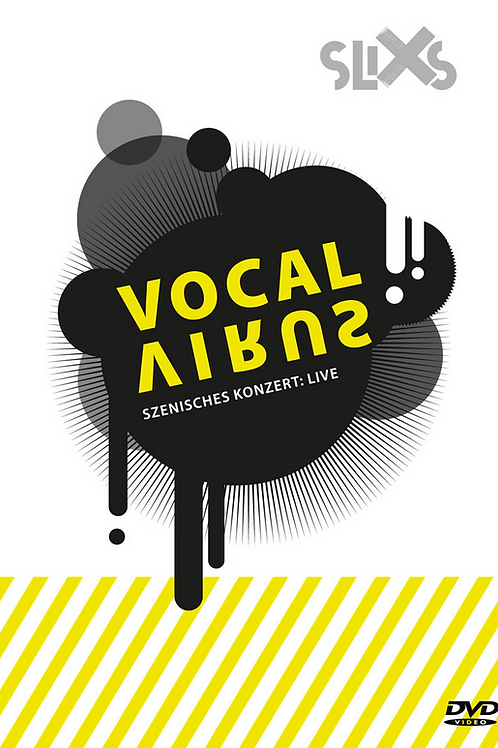 Vocal Virus !! (Theater Show DVD)