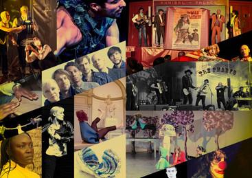 WORKSHOP-TOUR IM SAARLAND UND FESTIVAL IN LUXEMBURG