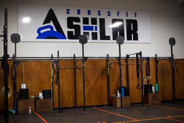 Welcome to CrossFit Ashlar Saskatoon