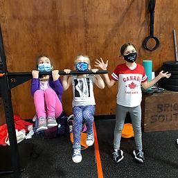 CrossFit Ashlar Kids Camp