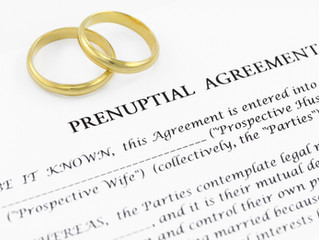 Introduction to Prenuptial Agreements in California
