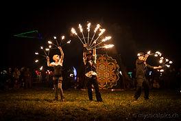 Burning Mountain Festival 2014