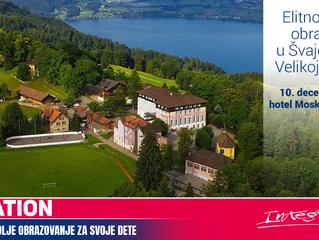 TOP EDUCATION - Elitno srednje obrazovanje u Švajcarskoj!