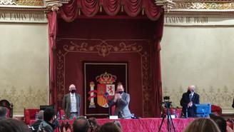 Toma de posesión de Marco García Quintela como Decano da Facultade de Xeografía e Historia