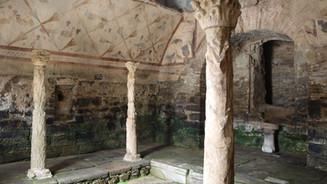 Santa Eulalia de Bóveda: datacións absolutas dun edificio sen consenso