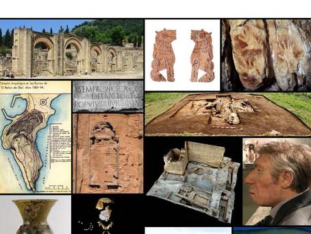 Paisajes arqueológicos y materialidades de una guerra de frontera entre Galicia y Portugal
