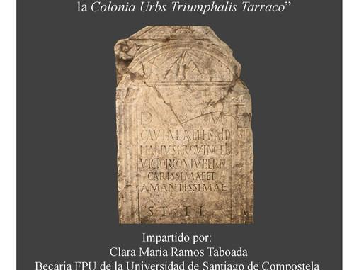 Seminario El Matrimonio liberto: Sus huellas epigráficas en la Colonia Urbs Triumphalis Tarraco (Cór