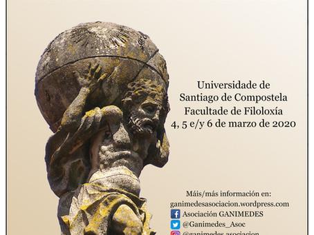 VIII Congreso Nacional Ganimedes (Compostela, 4 - 6 marzo)