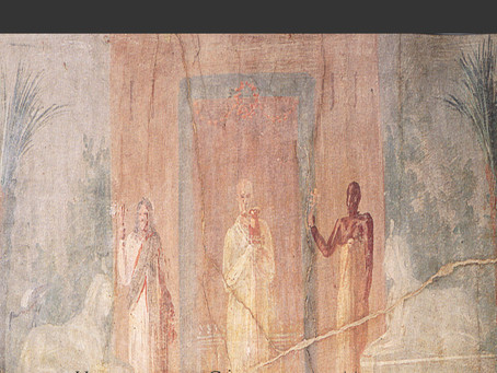 Sensorium. Sensory Perceptions in Roman Polytheism (Madrid, 16-18 noviembre 2017)