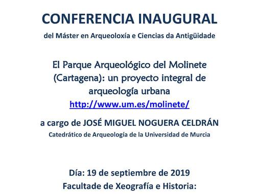 El Parque Arqueológico del Molinete (Cartagena): Un proyecto integral de arqueología urbana