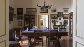 Seminario de Rubén Olmo en el Istituto Italiano per gli Studi Storici de Nápoles