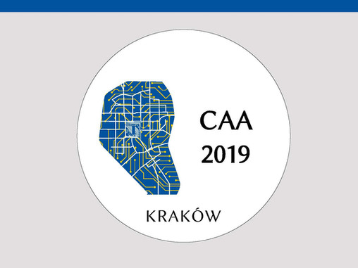 CAA (Computer Applications & Quantitative Methods in Archaeology) Conference 2019 (Cracovia, 23