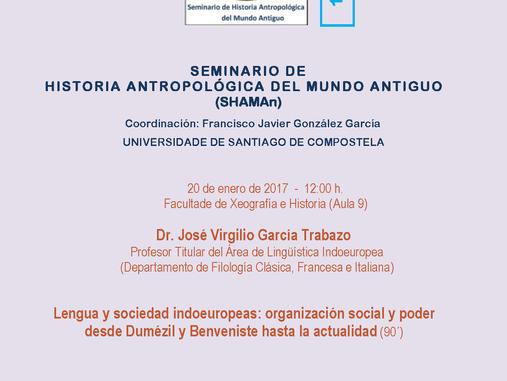Seminario de Historia Antropológica del Mundo Antiguo